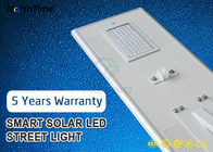 চীন 80Watt IP65 Smart Phone APP Control LED Smart Solar Street Light 5 Year Warranty কারখানা